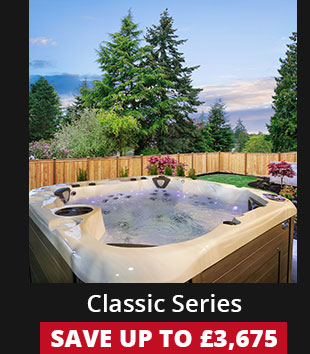 Black Friday Hot Tub Sale Event