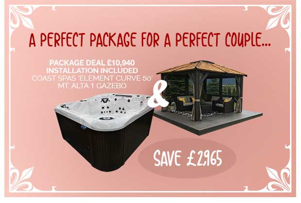 A Perfect Package For A Perfect Couple..