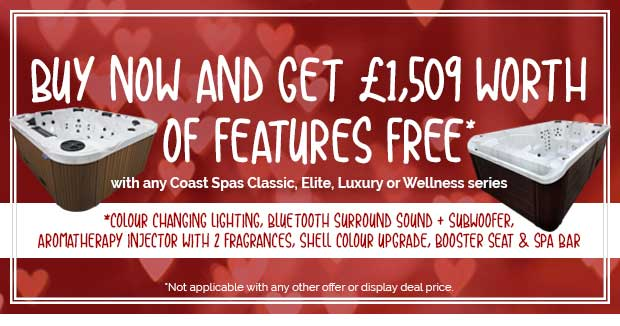 Buy Now And Get £1,509 Worth of Features FREE
