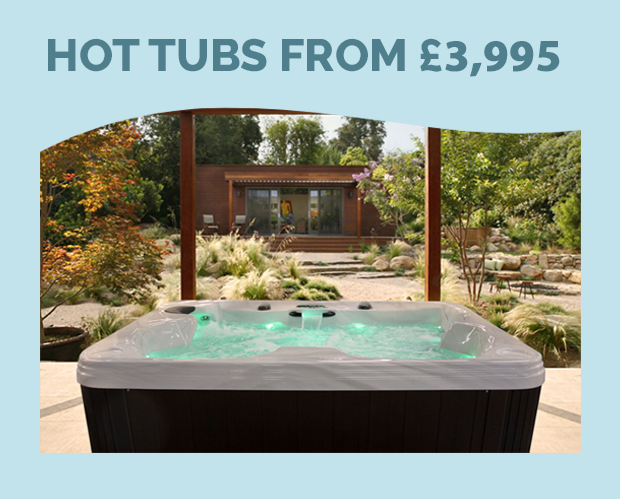 Hot Tubs From £3,995