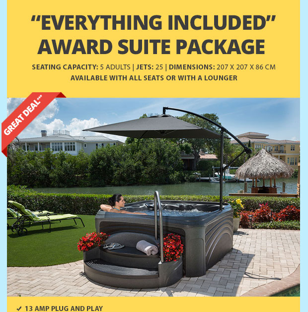 Award Suite Package