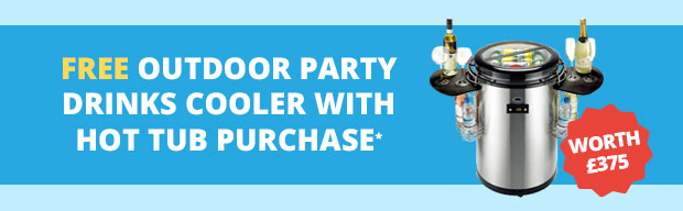 Free Outdoor party drinks cooler